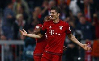 Robert Lewandowski: su agente lo ve jugando en España