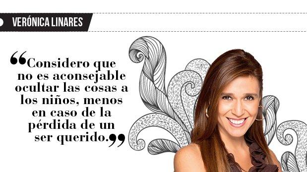 "Verónica Linares: ""Adiós, abuelo"""
