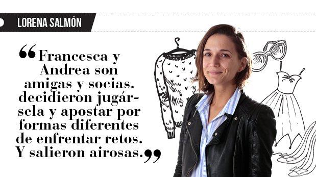 """Lorena Salmón: """"Una nación de mantequilla"""""""