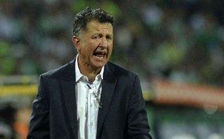 Selección mexicana: DT Osorio en terna para dirigir al 'Tri'
