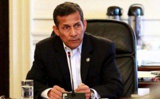 Humala: Diálogo busca ordenar turbulencia en etapa electoral