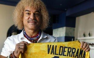 Valderrama aconseja a José Pekerman de cara al Perú-Colombia