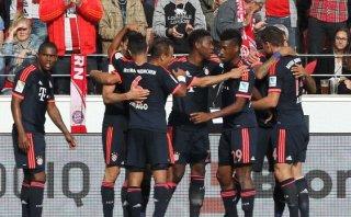 Bayern Múnich venció 3-0 a Mainz con doblete de Lewandowski