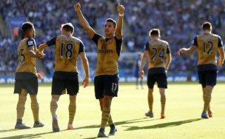 Alexis Sánchez: mira su hat-trick en goleada del Arsenal