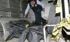 Dos vigilantes fueron acribillados y quemados en Trujillo