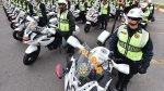 La Policía cuenta ahora con 305 nuevas motocicletas [FOTOS] - Noticias de cajuela