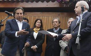 Gobierno analizará proyecto de Toledo sobre patrullaje militar