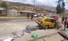 Junín: tres heridos de gravedad tras choque entre dos autos