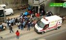 WhatsApp: bajaron de buses por avería de Metropolitano (FOTOS)