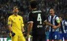 Chelsea perdió 2-1 frente al Porto por la Champions League