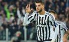 Juventus derrotó 2-0 a Sevilla por la UEFA Champions League
