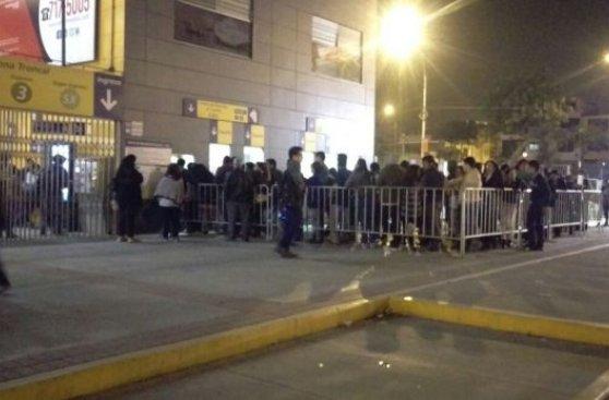 Metropolitano: S/.2,50 para estudiantes sin tarjeta actualizada
