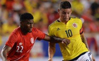 Selección Colombia: James en convocatoria para duelo con Perú