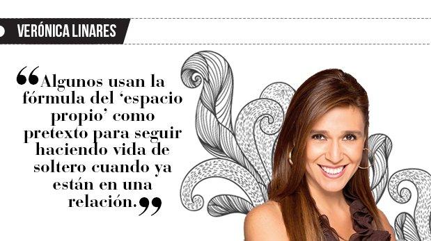 Verónica Linares: Tu espacio, ¿mi espacio?
