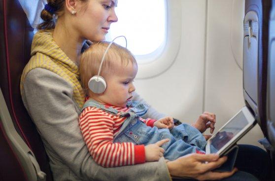 5 consejos prácticos para disfrutar de un viaje con tus hijos