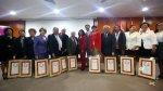 Adulto mayor: el Estado otorgó el premio Reconocimiento - Noticias de academia de la magistratura