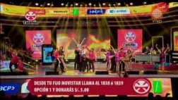Teletón 2015: periodistas realizaron este gran baile [VIDEO]