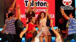 """Teletón 2015: actores de """"Av Larco"""" realizaron este musical"""