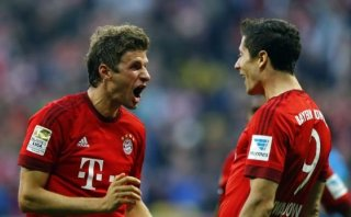 Bayern Múnich goleó 5-1 a Borussia Dortmund por la Bundesliga