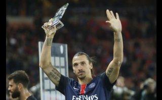 Zlatan Ibrahimovic es el máximo goleador de la historia de PSG