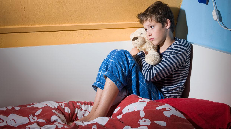Niños con miedo ¿Cómo ayudar a enfrentarlos?