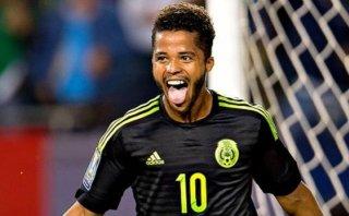 Selección mexicana: Giovani Dos Santos es baja ante EE.UU.