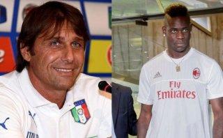 """DT de Italia sobre Balotelli: """"No bastan dos buenos partidos"""""""