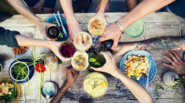 Aprende estas costumbres para comer igual que un residente
