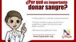 Diez conceptos que debes saber sobre la donación de sangre - Noticias de luis cortez