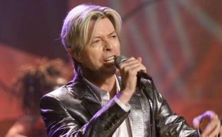 David Bowie graba su primer tema para una serie de televisión