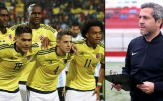 Colombia y un análisis táctico: así ataca, defiende y presiona