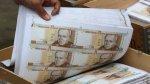 Billetes falsos: los S/. 100 millones incautados por la Policía - Noticias de jose luis lavalle