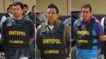 La Libertad: policía desarticuló banda Los Trujillanos - Noticias de alexander vargas