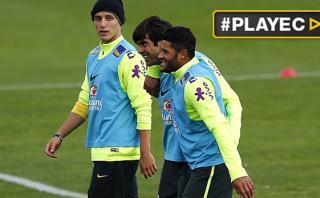 Eliminatorias: Brasil listo para debutar ante Chile [VIDEO]