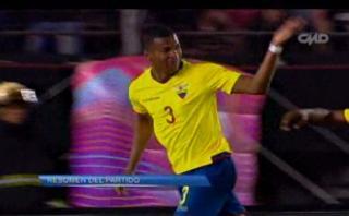 Argentina cayó en casa 2-0 ante Ecuador por Eliminatorias