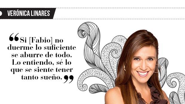 """Verónica Linares: """"Falta de sueño"""""""