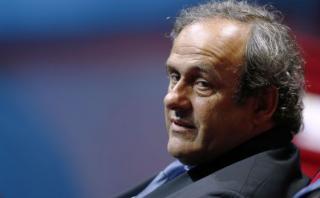 Michel Platini apeló ante la FIFA su suspensión de 90 días