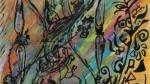 Pacientes con esquizofrenia se expresan a través del arte - Noticias de hospital hermilio valdizán