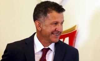 Juan Carlos Osorio es el nuevo técnico de la selección mexicana