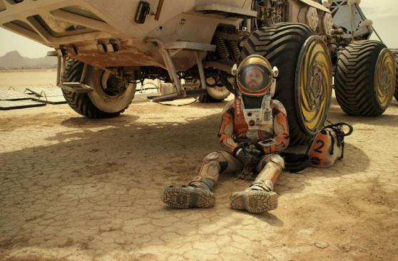 """""""Misión Rescate"""": nuestra opinión del nuevo filme de Matt Damon"""