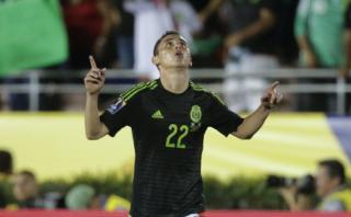 México clasificó a la Copa Confederaciones con este golazo