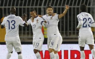 Portugal ganó 2-1 a Serbia por Eliminatoria a la Eurocopa 2016