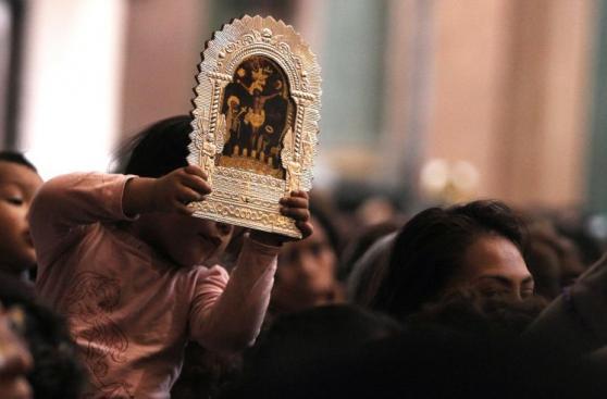 Señor de los Milagros: bellas postales de fe en las Nazarenas