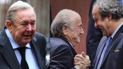 Ex jefe de UEFA cree que pago de Blatter a Platini fue soborno