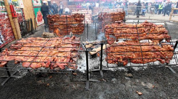 Festival de Chancho al Palo arranca el 16 de octubre en Huaral