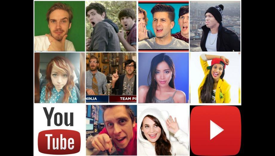 ¿Quiénes son los 10 'youtubers' más ricos del mundo? [VIDEO]