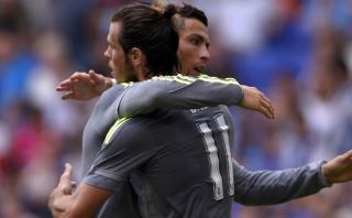 Cristiano y Bale: ¿amigos y rivales?