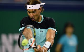 Shanghái: Nadal venció a Raonic y jugará cuartos ante Wawrinka