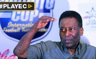 """Pelé describió como una """"vergüenza"""" crisis en la FIFA [VIDEO]"""