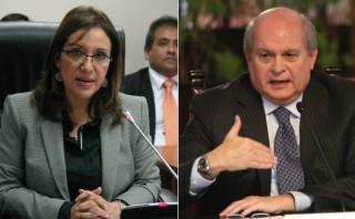 Julia Príncipe: Quizá Pedro Cateriano haya estado mal informado